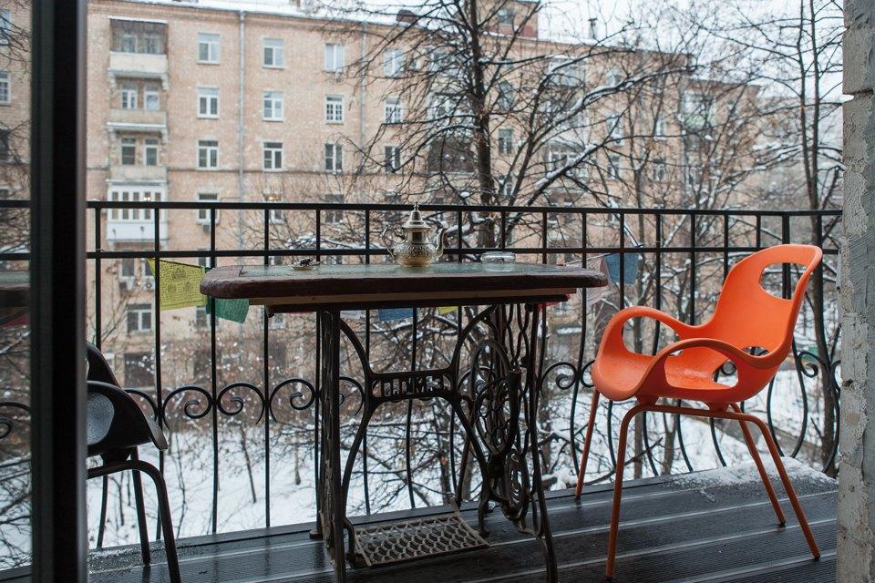 Трёхкомнатная квартира для холостяка наТишинке. Изображение № 33.