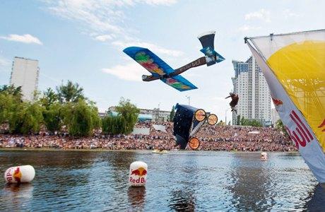 Летом в городе пройдут соревнования Red Bull Flugtag. Зображення № 1.