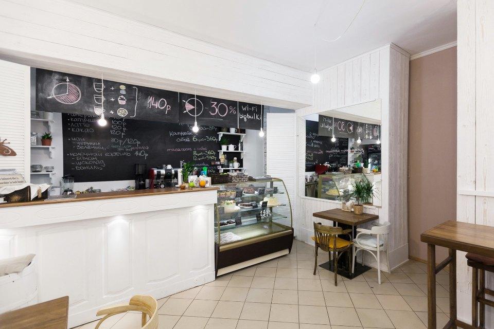 Новое место: Кондитерская Big Cake Cafe на Рубинштейна. Изображение № 3.