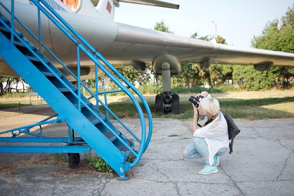 Фотосъёмка в Музее авиации. Изображение № 11.