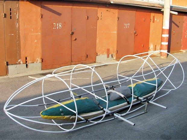 Полёт ненормальный: Участники Flugtag — о своих летательных аппаратах . Зображення № 10.