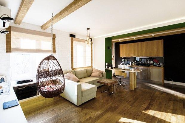 Комната особого назначения: Как обустроить гостиную. Изображение № 2.