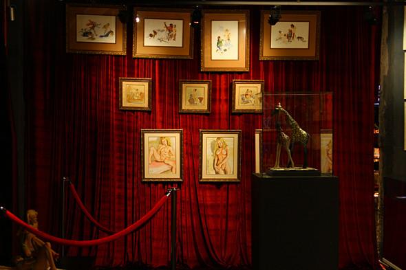 Изображение 37. На Новом Арбате открылся музей эротического искусства.. Изображение № 31.