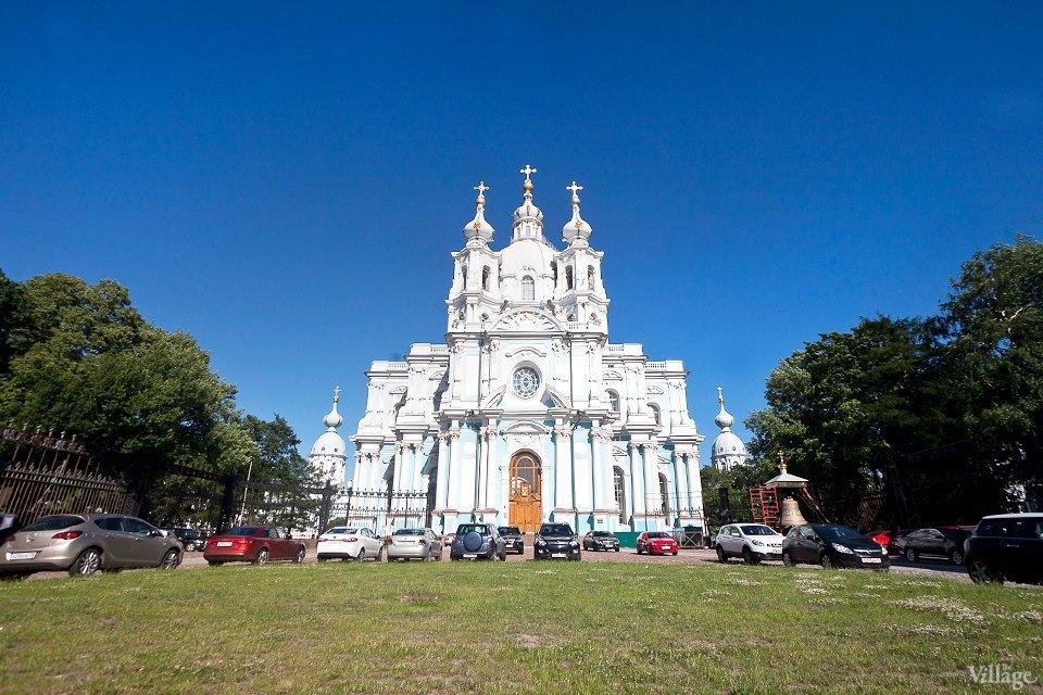 6 смотровых площадок Петербурга. Изображение № 1.