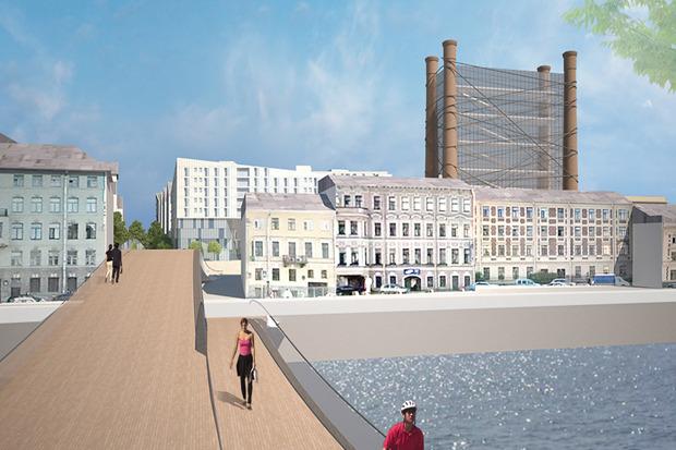 10 проектов квартала около Витебского вокзала . Изображение № 5.