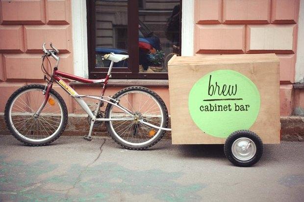 Личный опыт: Как превратить велосипед вкофейню наколёсах. Изображение № 3.