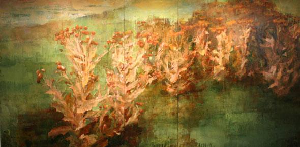 Открылась выставка-ретроспектива Алексея Литвиненко. Зображення № 1.