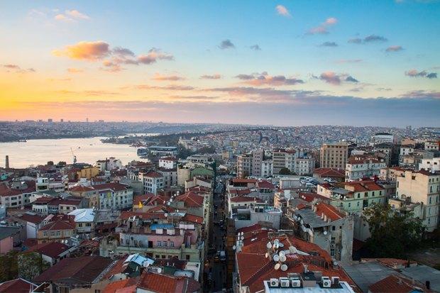 Стамбул. Фото: Shutterstock.com. Изображение № 1.