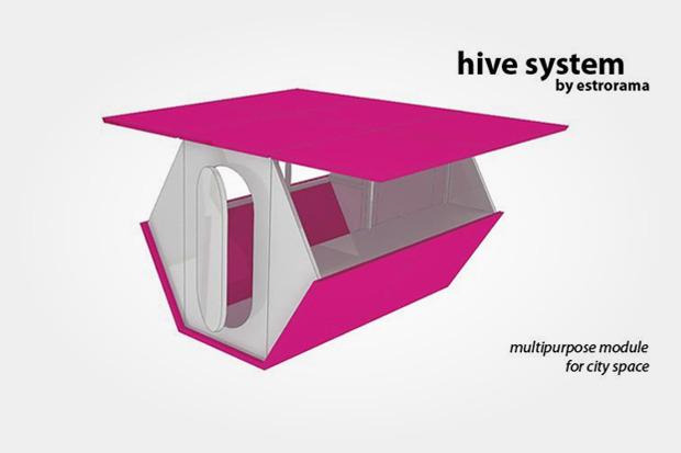Московская дизайн-студия разработала модули для ярмарок. Изображение № 2.