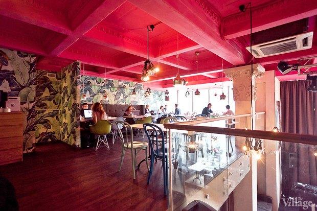 Новое место (Петербург): Geometria Café. Изображение № 10.
