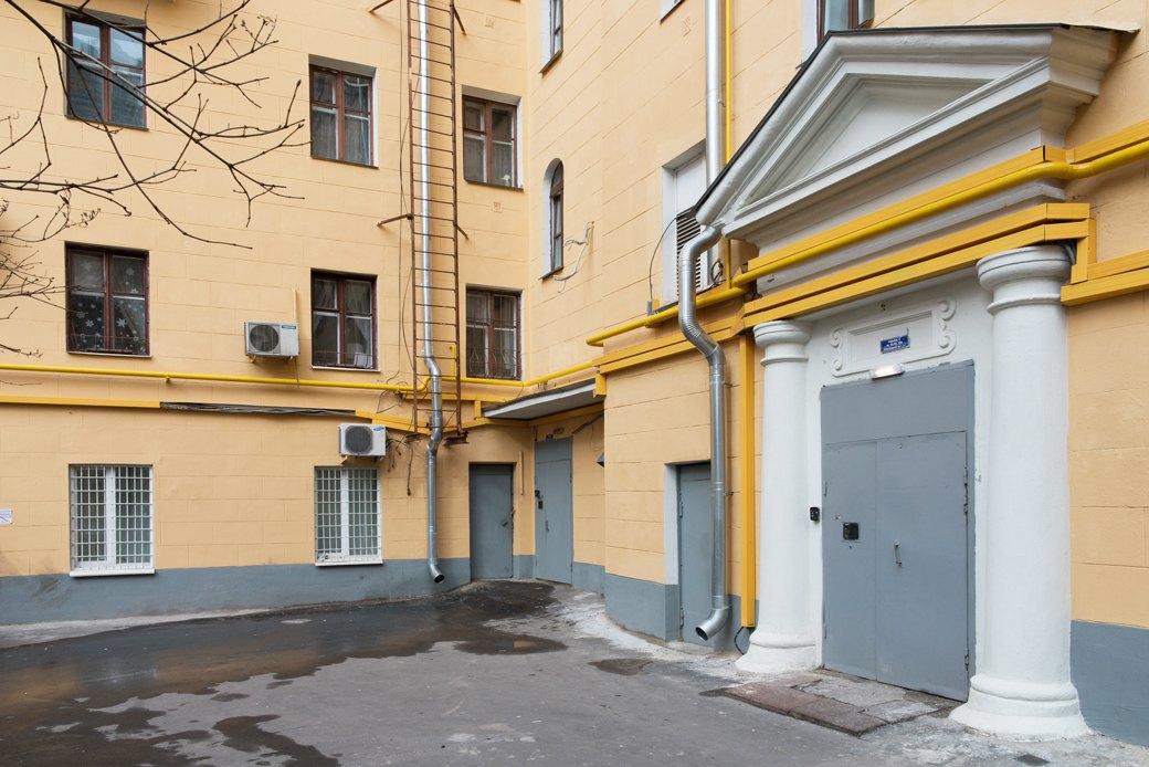 Я живу в «Доме с башенками» уБелорусского вокзала. Изображение № 6.