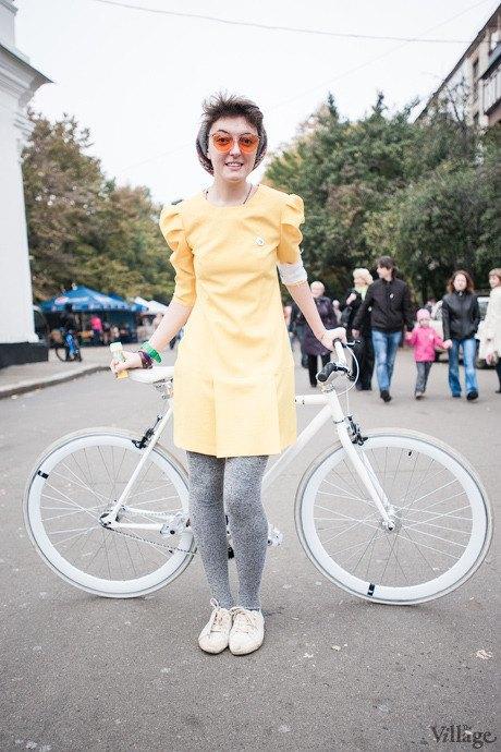 Second Time: В Киеве прошёл второй велокруиз в стиле ретро. Зображення № 78.