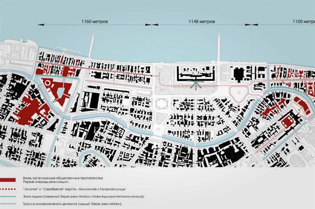 Перестройка: 5 проектов квартала вокруг Конюшенной площади. Изображение № 24.