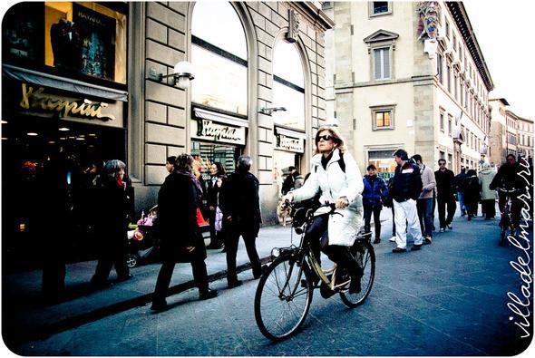 Изображение 4. Репортаж из живой Флоренции.. Изображение № 4.
