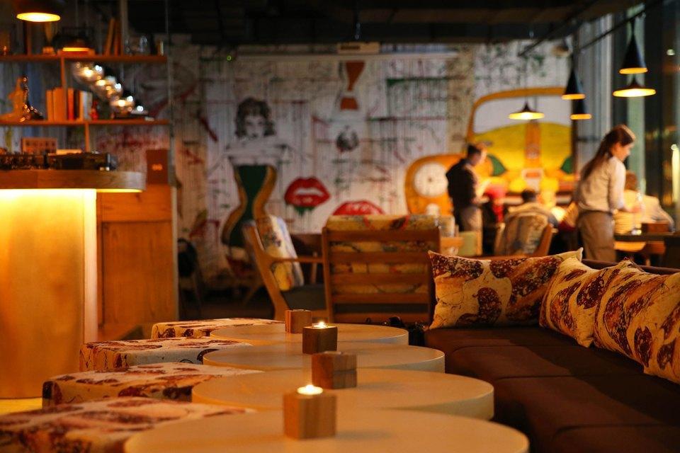 Ресторан ибар TheBox. Изображение № 7.