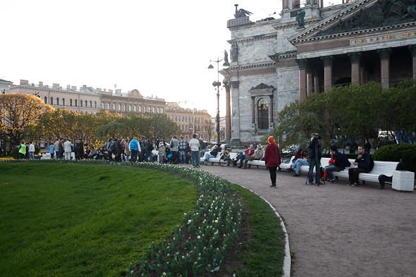 Люди в городе: Чего хотят митингующие на Исаакиевской . Изображение № 9.