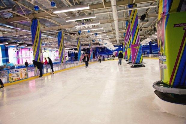 В Купчине откроется ледовый центр с катком и кёрлингом. Изображение № 1.