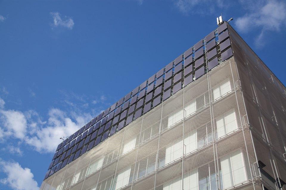 «Гиперкуб», первое здание инновационного центра «Сколково». Изображение № 2.