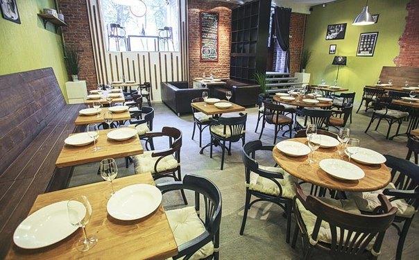 На Конногвардейском бульваре открылось кафе CoffeeTerria. Изображение № 2.
