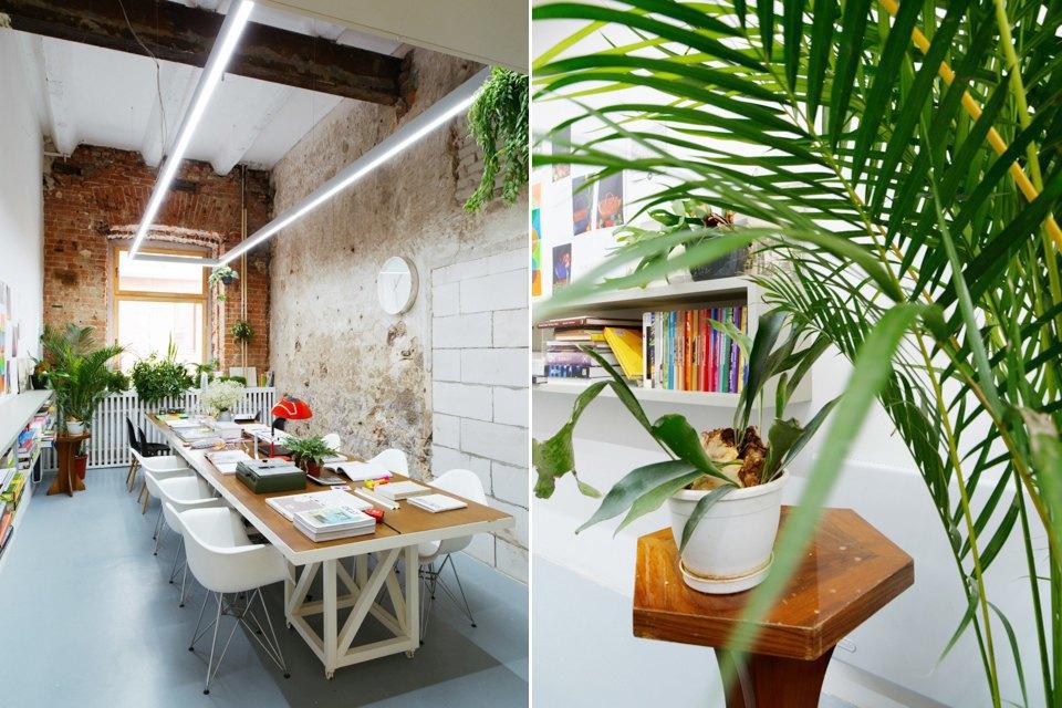 Офис архитектурного бюро Crosby Studios площадью 25 квадратных метров. Изображение № 6.