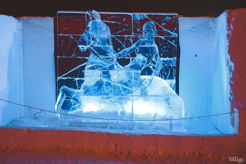 Ледянойлабиринт на ВВЦ. Изображение № 15.