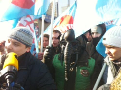 Онлайн-трансляция: Митинг на Новом Арбате. Изображение № 42.