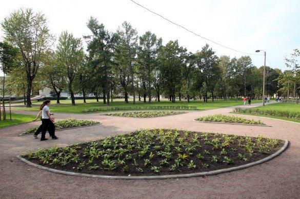 В саду у ТЮЗа хотят поставить фонтаны. Изображение № 3.