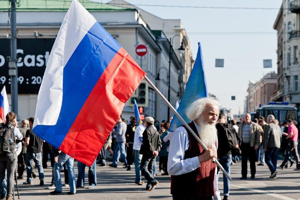 Участники и лозунги «Марша мира». Изображение № 4.
