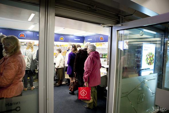На станции «Сретенский бульвар» открылось первое метрокафе. Изображение №2.
