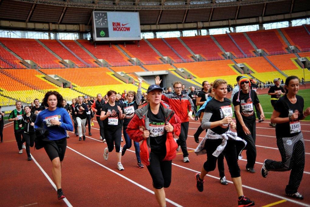 We Run Moscow 2011. Изображение № 12.