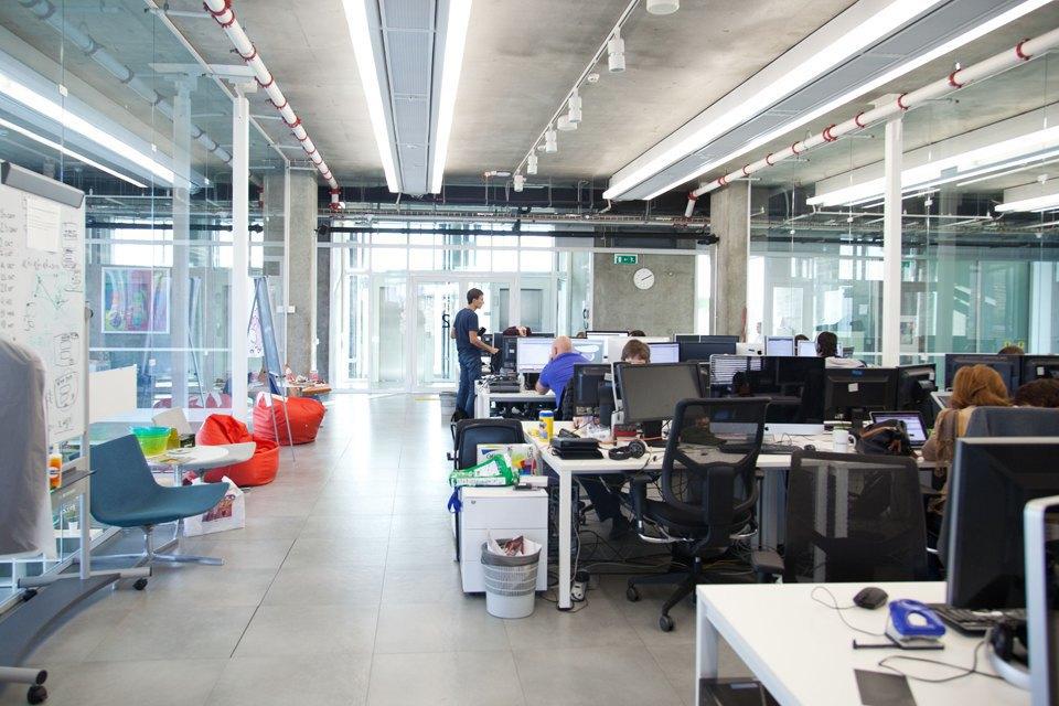 «Гиперкуб», первое здание инновационного центра «Сколково». Изображение № 29.