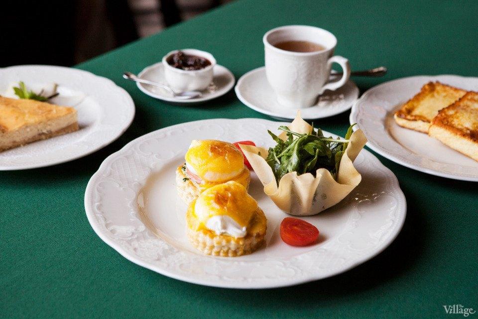 Пока ты спал: Ранние завтраки в Москве. Изображение № 8.