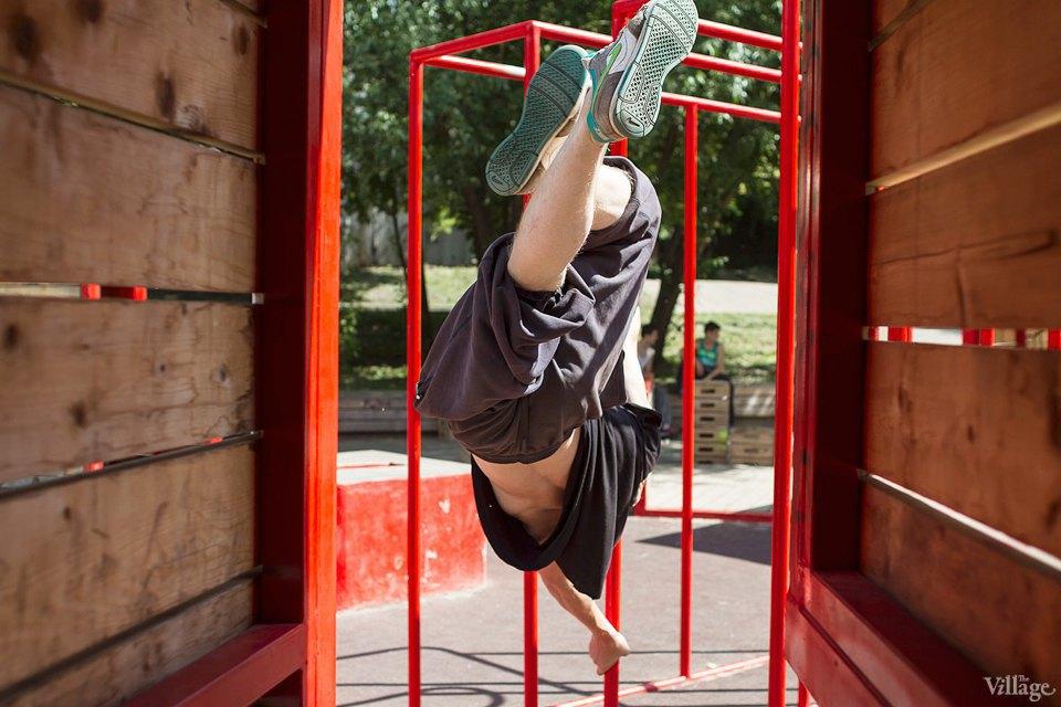 Люди в городе: Играющие в парках. Изображение № 17.