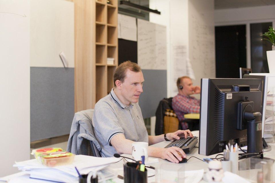 Как работают в SAP. Изображение № 6.