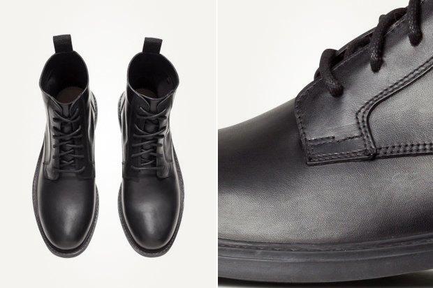 Чем топтать осень: 9 пар мужских ботинок — The Village — The ...