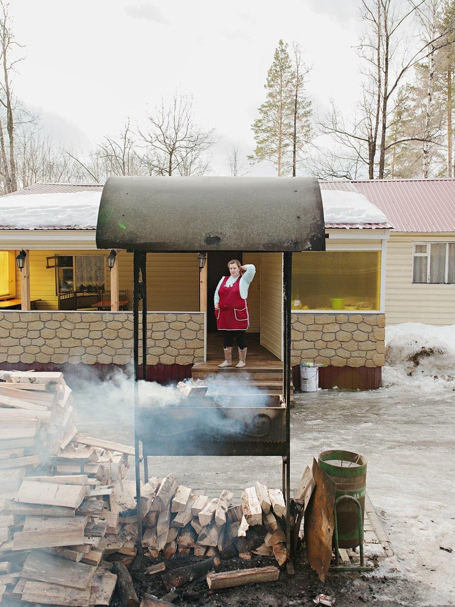 Как вмордовском лесу  живёт кулинарная  столица России. Изображение № 6.