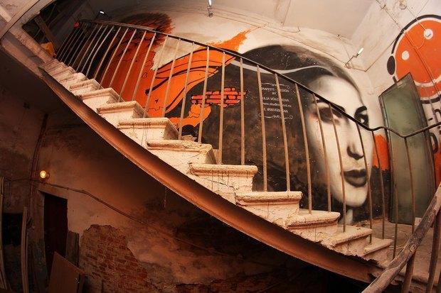 На Малой Садовой открылся хостел Mezzanine. Изображение № 5.
