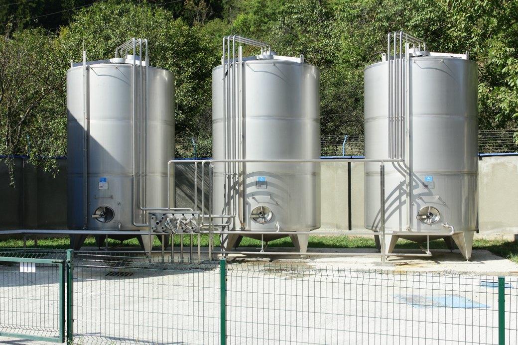 Как добывают иупаковывают воду Borjomi. Изображение № 1.
