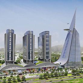 В Киеве хотят построить деловой центр «Киев-сити» и аналог Силиконовой долины — парк Bionic Hill. Изображение № 11.