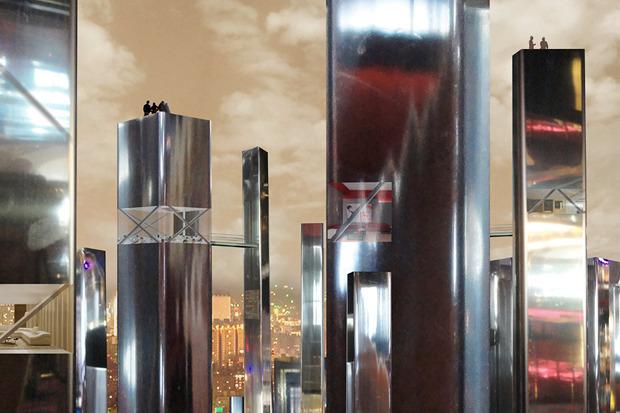 Иностранный опыт: 8 фантастических городских проектов. Изображение № 8.