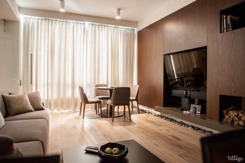 Избранное: 9 дизайнерских квартир . Изображение №8.
