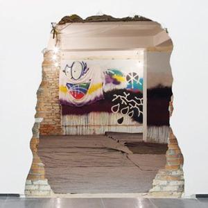 фрагмент экспозиции «Те, кто пришли в 2000-е» (Владимир Воротнев). «М17», 2010. Фото Марии Быковой. Изображение №10.