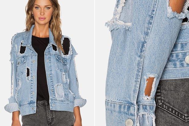 6 женских джинсовок дешевле 5тысяч рублей. Изображение № 7.