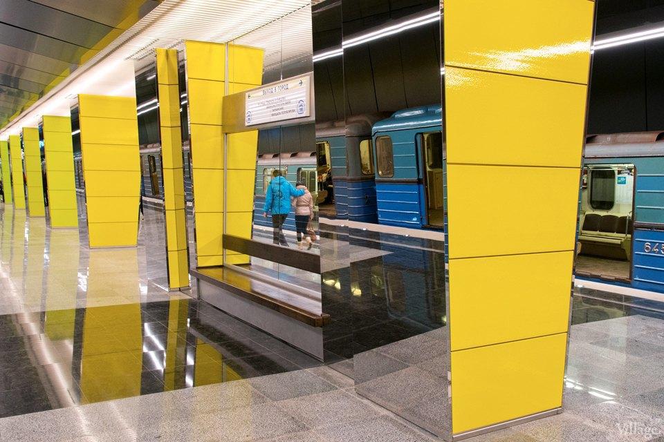Фото дня: Новые станции метро «Лермонтовский проспект» и «Жулебино». Изображение № 8.