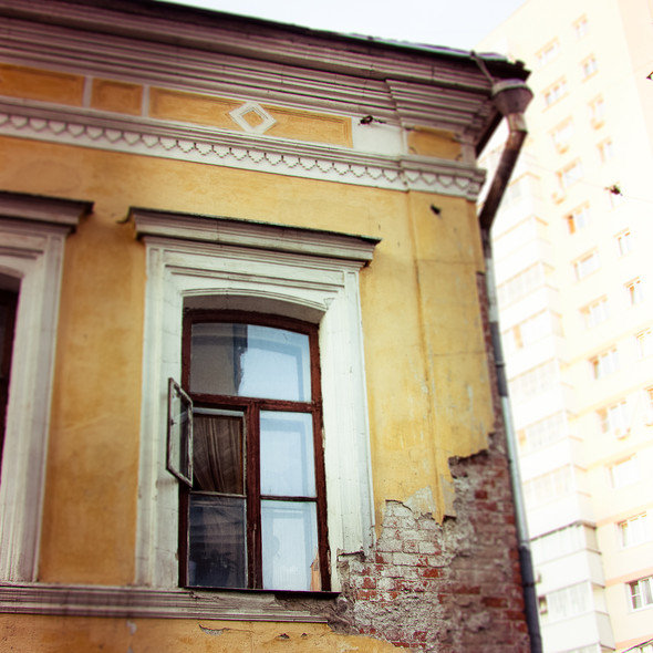 В зоне риска: Жилой дом в Большом Саввинском переулке. Изображение № 5.