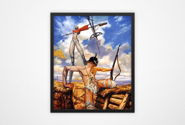 В Киеве пройдёт выставка чешского сюрреалиста Виктора Сафонкина. Зображення № 4.