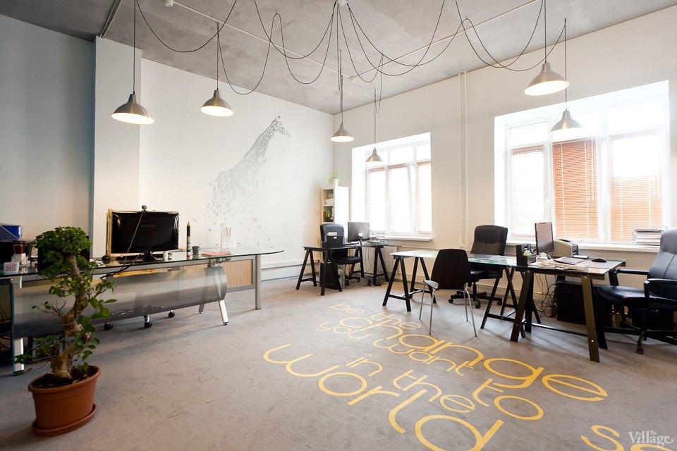 Интерьер недели (Петербург): дизайн-студия Fisheye Design & Architecture. Изображение № 2.