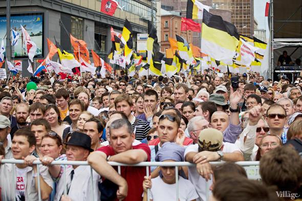 Фоторепортаж: «Марш миллионов». Изображение № 32.