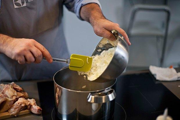 Шеф дома: Грузин и итальянец готовят по рецептам бабушек. Изображение № 21.