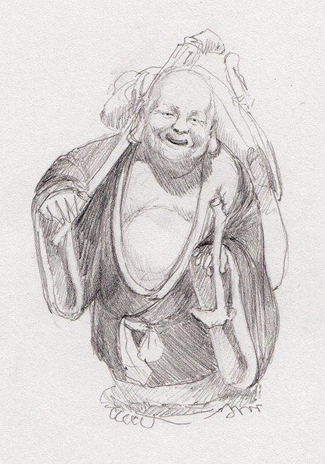 Клуб рисовальщиков: Выставка «Самураи. 47ронинов». Изображение № 11.